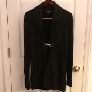 Brooks Brothers Women's long cardigan